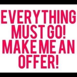 Other - Everything must going!!! I ❤️ bundles.